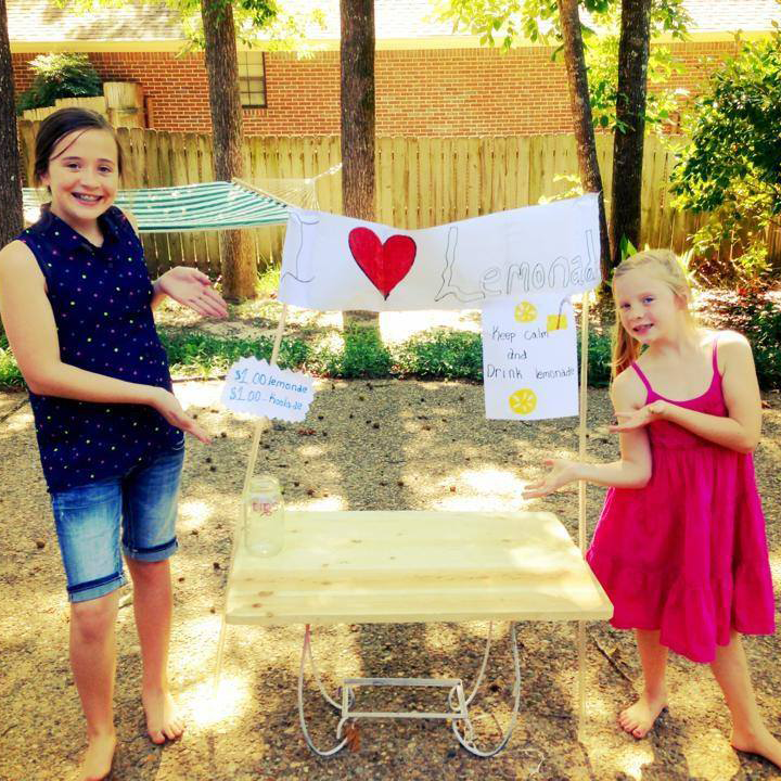 Daddy's Guide to Lemonade Stand Success