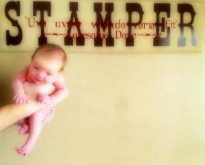 Stamper baby
